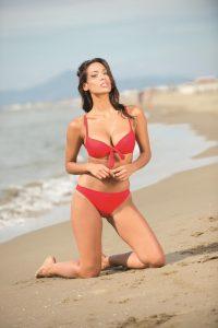 bikini coppa nodo