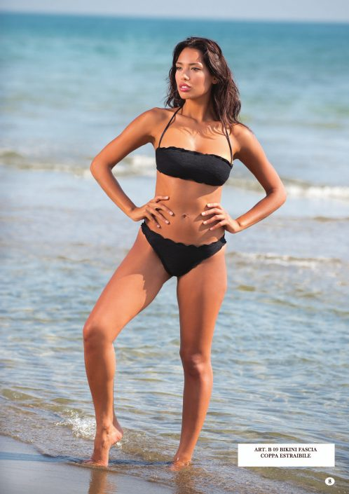 bikini fascia pizzo