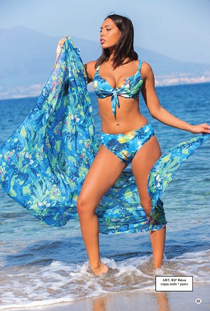 bikini coppa nodo magic mare